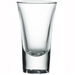Hot Shot glas, 5,7cl,