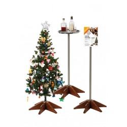 Juletræsfod med kugleleje Patenteret