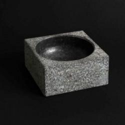 PK-Bowl Sort granitskål. 620a172