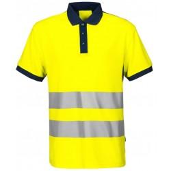 Sikkerheds polo-shirts EN ISO 20471-klasse 2