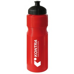 Drikkeflasker med sugestuds, 0,75 ltr.