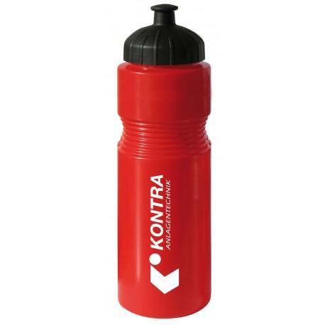 Drikkeflaske med sugestuds, 700 ml.