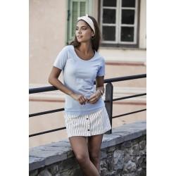 Tee Jays dame T-shirt 450A66