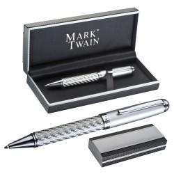 Mark Twain kuglepen i gaveæske 17841A305