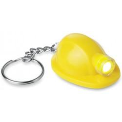 Nøglevedhæng udformet som sikkerhedshjelme 8467A30