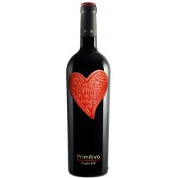 Rødvin Primitivo 75cl Italiensk       8057288140760A396