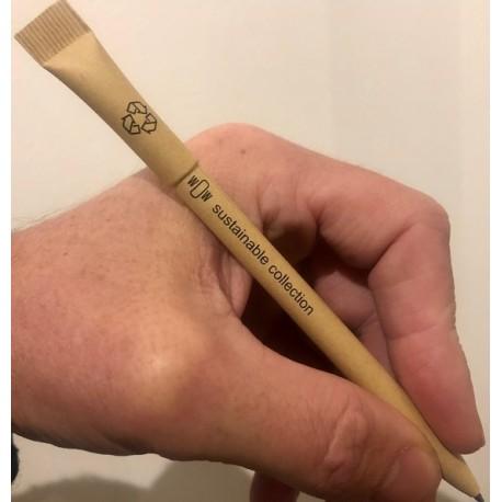 Genbrugskuglepenne  oldpapera178