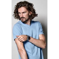 T-shirts, v-hals, 175g/m2 0514A34