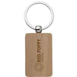 Nøglevedhæng i bøgetræ  3312A32