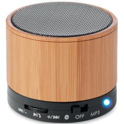 4.2 Bluetooth højtaler ABS og bambus   9608A30
