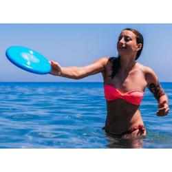 Frisbee fremstillet af plast fra havet  frisa178