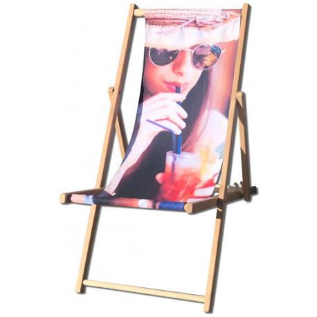 Strandstole med Jeres reklame   liga276