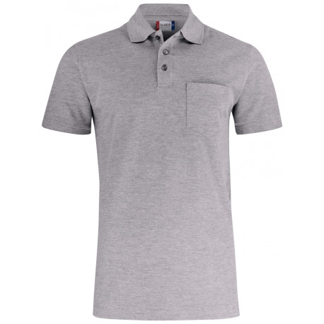 Poloshirts med lomme unisex 028255A38
