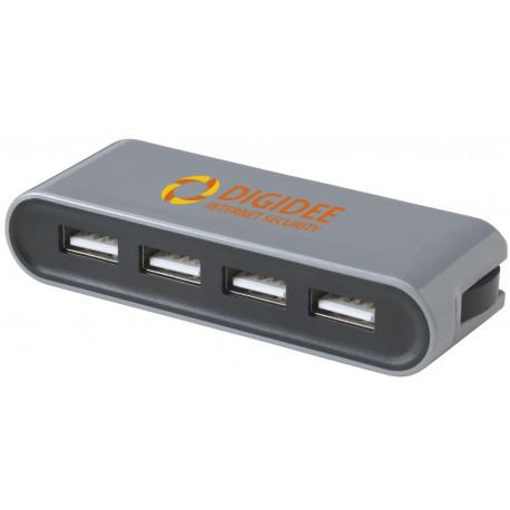 USB-hub med 4 udgående porte 3931A32
