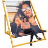 Kæmpe strandstole med Jeres reklame   stol02a276