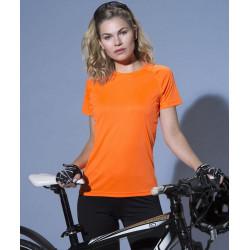 Clique Premium Active dame t-shirts 029339A38