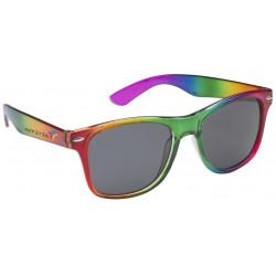 Regnbuefarvede solbriller 0619A32