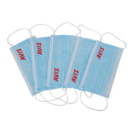 Ansigtsmasker med reklame 822012A120