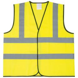 Sikkerhedsveste gul 90995A305