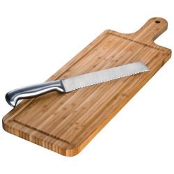 Skærebræt med brødkniv 88872A305