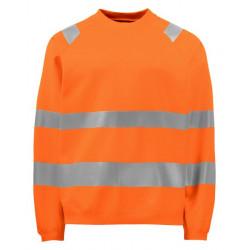Sikkerheds sweat-shirts klasse 3. 6106A38