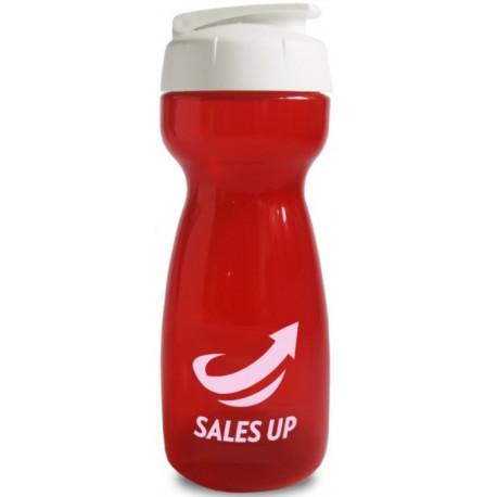 Drikkeflasker med klaplåg,  0,55ltr, 3681A255