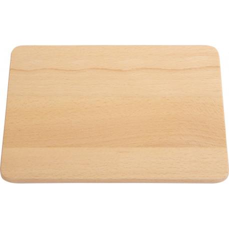Træ skærebrætter 20x13x1cm, 0308300A09