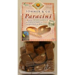 Økologisk spelt Fairtrade kager