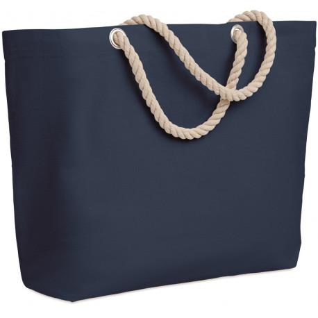 Strandtaske - indkøbstaske 100% bomuld, 9813A30