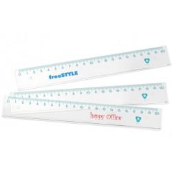 Linealer 20cm, fremstillet af majs, 7016BIOA11