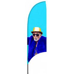 Kampangne strandflag