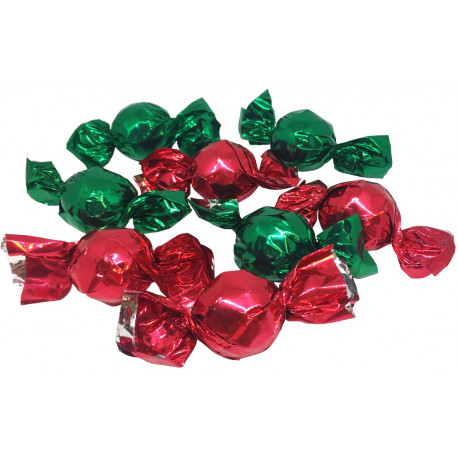 Chokoladekugler med hasselnødcreme, 1kg, 4002A416