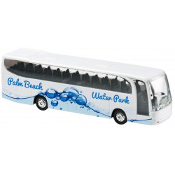 Modelbiler Busser  med reklame logo  06754a10