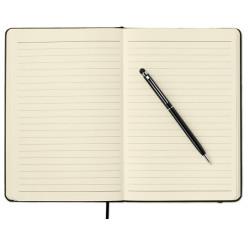 Notesbog A5 + stylus pen, 9348A32