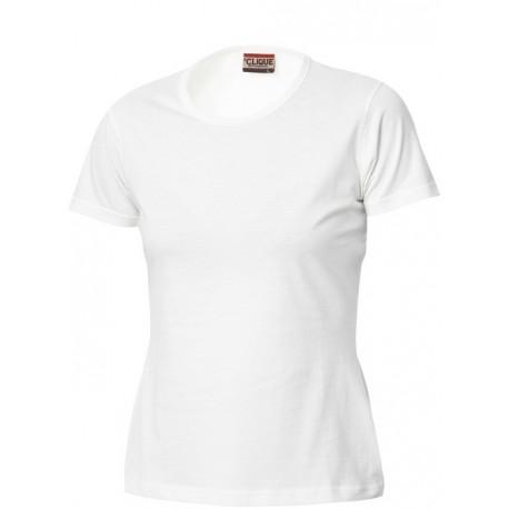 Clique figursyet dame t-shirt