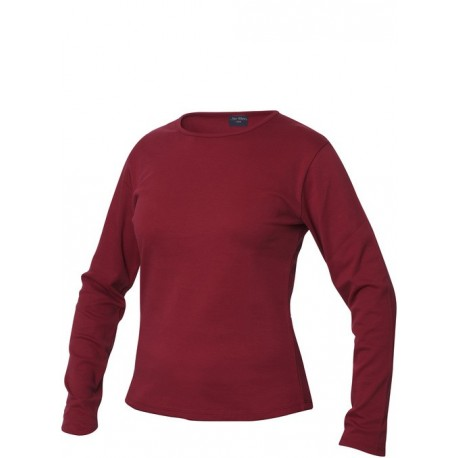 New Wave langærmet dame t-shirt