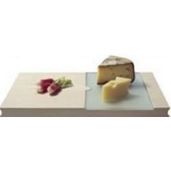 Serverings bræt, bøg, 39x26x2,5cm