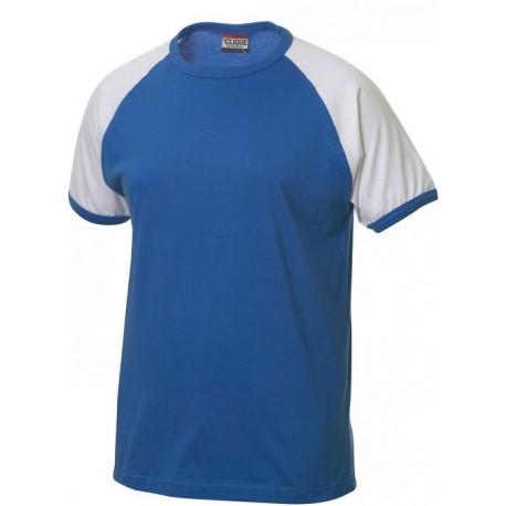 Clique Raglan t-shirt