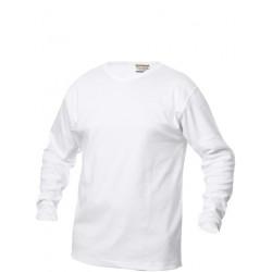 Clique langærmet kraftig t-shirts 29308a38