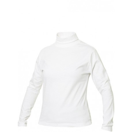 Clique dame rullekrave t-shirt