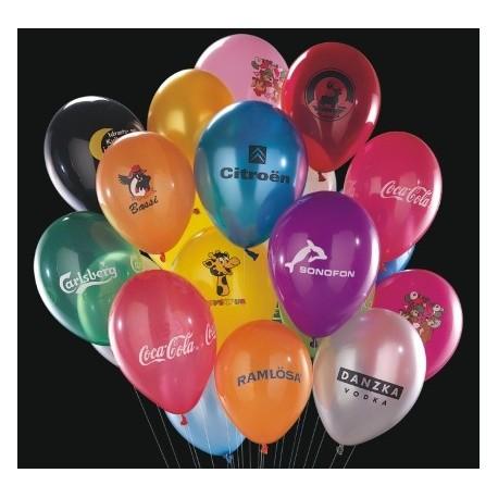 Ballon, incl luxustryk