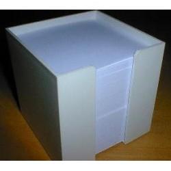 Bordstander med papirark