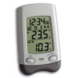 Inden -og udendørs termometer 303016A162