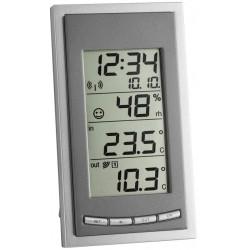 Inden -og udendørs termometer 303018A162