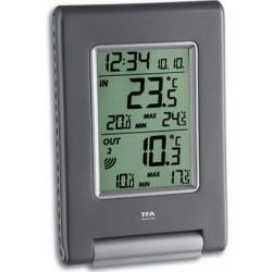 Inden -og udendørs termometer 303032A162