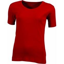 Dame t-shirts rund hals