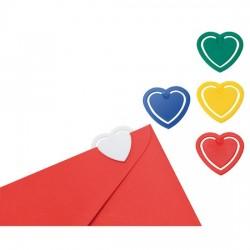 Papirclips hjerte