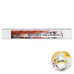 Linealer 30 cm med lup 7163a11
