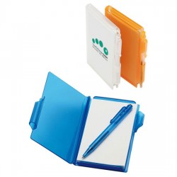 notesbog med kuglepen 8953a11