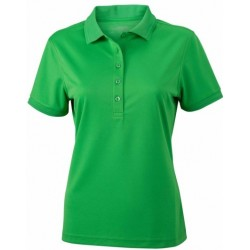 Dame sports poloshirt James & Nicholson